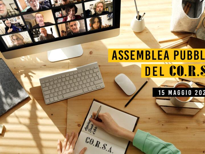 Report Assemblea Pubblica del CO.R.S.A