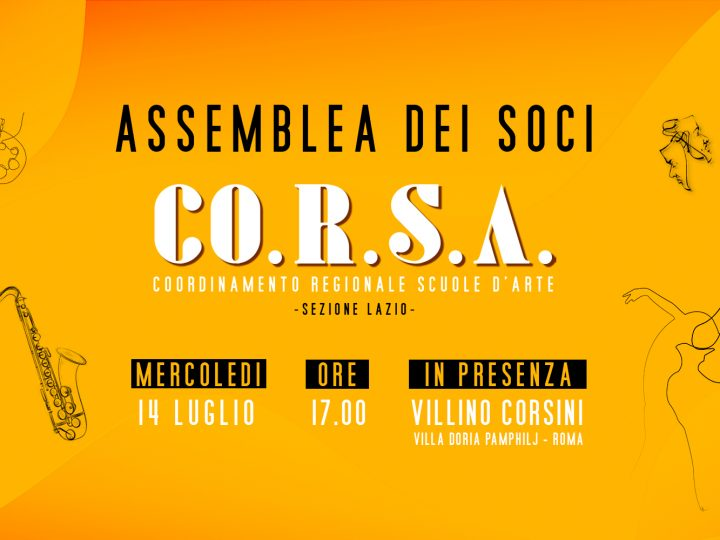 Assemblea Soci del CO.R.S.A